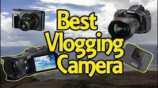 Best Vlogging Camera  |  Comparison of Camera tech for video blogging