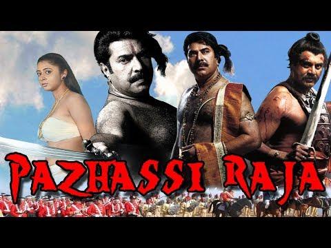 Pazhassi Raja (Kerala Varma Pazhassi Raja) Hindi Dubbed Full Movie | Mammootty, Manoj K Jayan