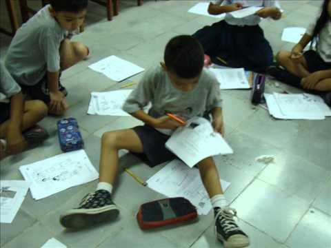 Bomberos Costa Rica Liberia - Charla Educativa Escuela Aplicación