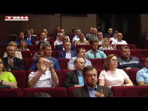 Почётные граждане Новокузнецка 2019. Новости ТВН