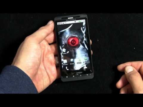 Motorola Droid X Review Part 1