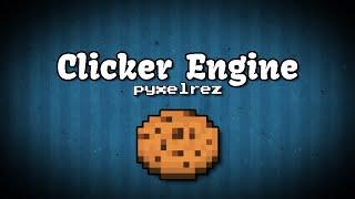[Game Maker Studio] Cookie Clicker Engine