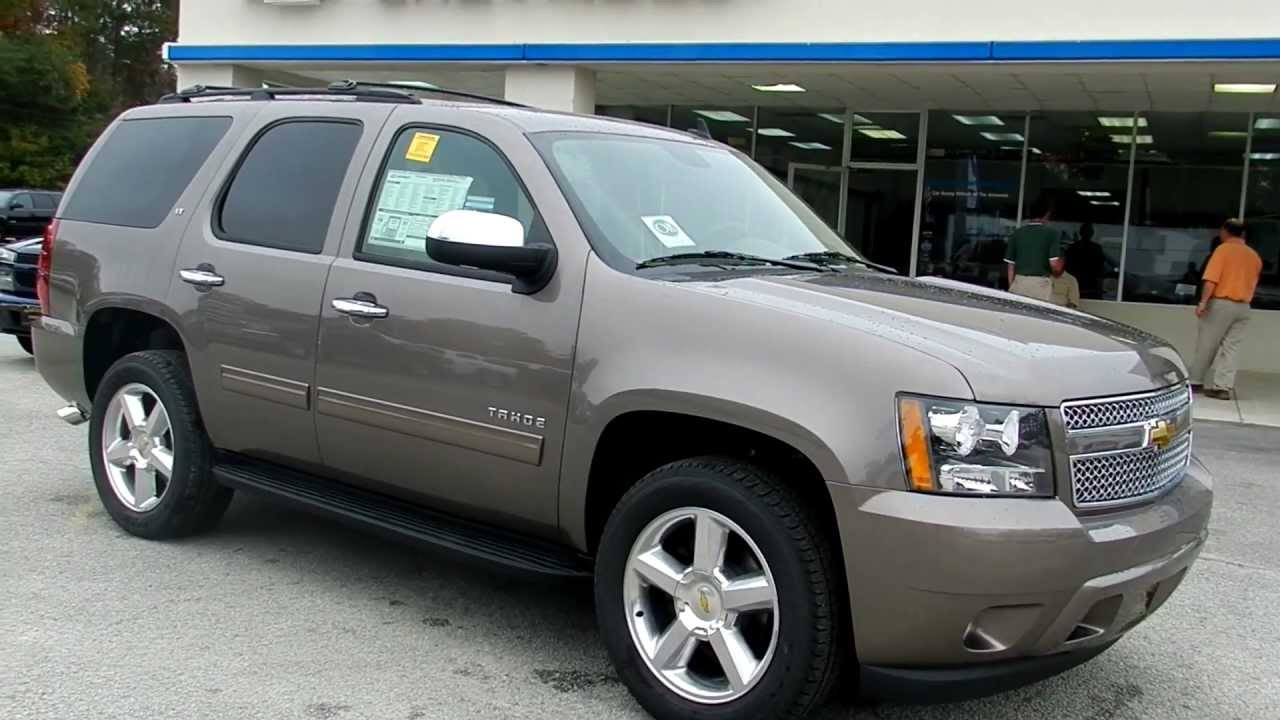 2012 chevy tahoe lt charleston new car videos south carolina youtube. Black Bedroom Furniture Sets. Home Design Ideas