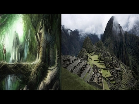 Lost civilization HUNDREDS of mysterious structures Found in the Amazon ufo alien sightings
