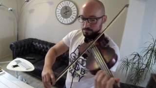 Celtic Carol (Lindsey Stirling cover) - Benchfiddler