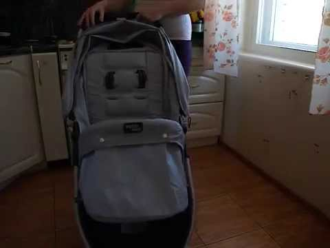 Лёгкая прогулочная коляска Valco Baby Snap 4 (Валко бэби снэп). Часть1
