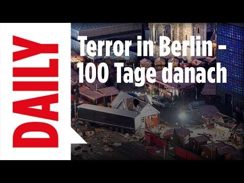 Terror in Berlin / 100 Tage danach - BILD Daily live 29.03.17
