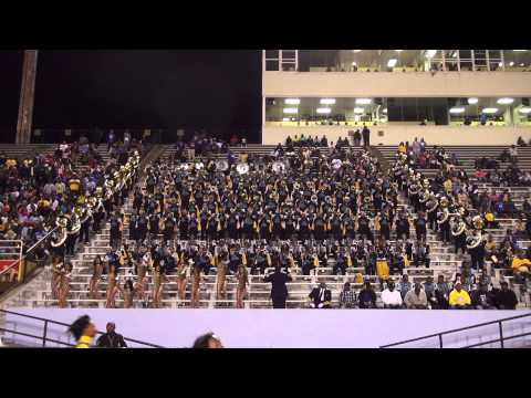 Southern University Human Jukebox 20122013 My President Is Black