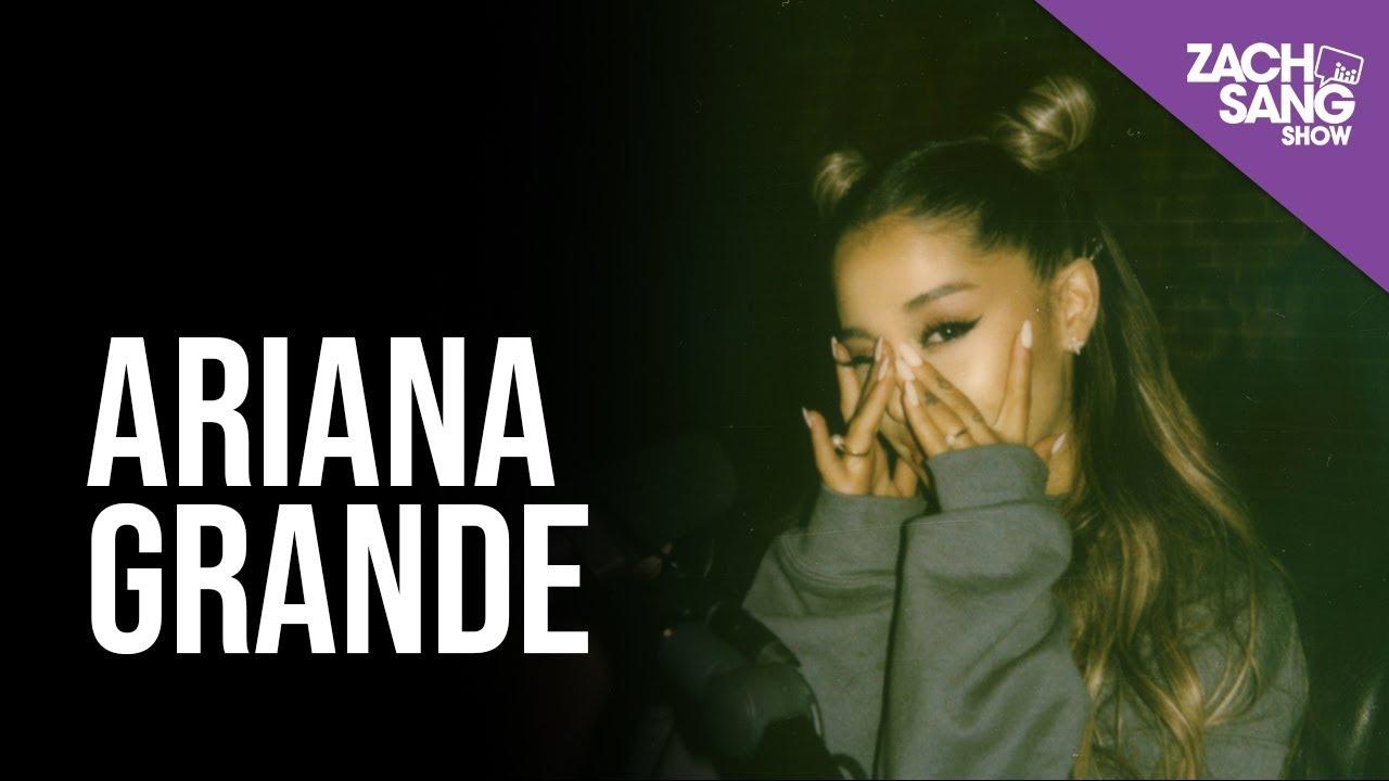 """Ariana Grande """"thank u, next"""" Interview"""