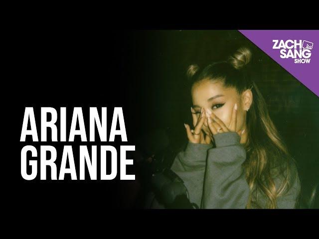 Ariana Grande thank u, next Interview