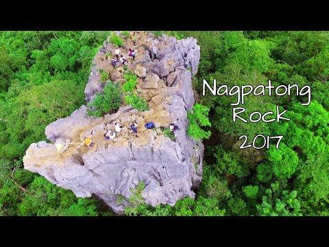 Mt. Nagpatong 2017 - Rock Formation   Tanay Rizal