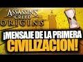 ¡EL LENGUAJE DEL TIEMPO! - MENSAJE Primera Civilización 2 - AC ORIGINS - RAFITI