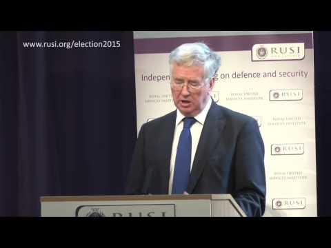 A Conservative Party View of UK Defence Policy