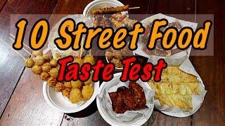 Makanan Halal di Krabi Street Food