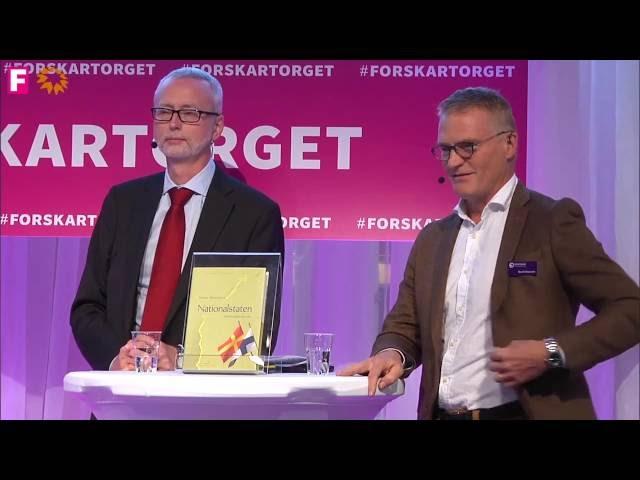Hur svenskt är Finland? Henrik Meinander och Dick Harrison på Forskartorget