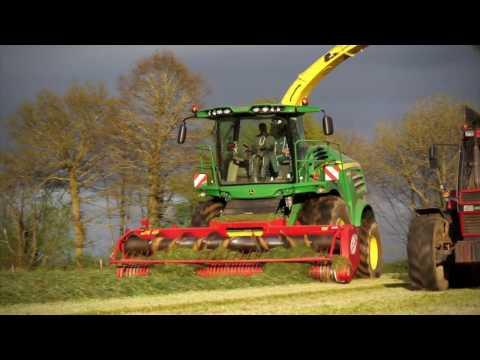 JOHN DEERE 8400 I CUMA AGRI-BOCAGE (35) I GRASS SILAGE