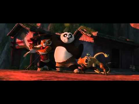 Sessão da Tarde exibe o filme Kung Fu Panda 2