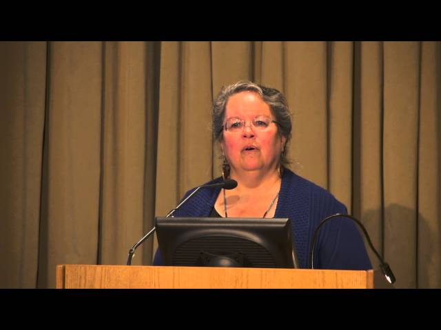 2014 Forum on Ethics & Nature: Robin Kimmerer