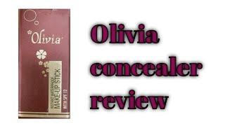 Olivia concealer review