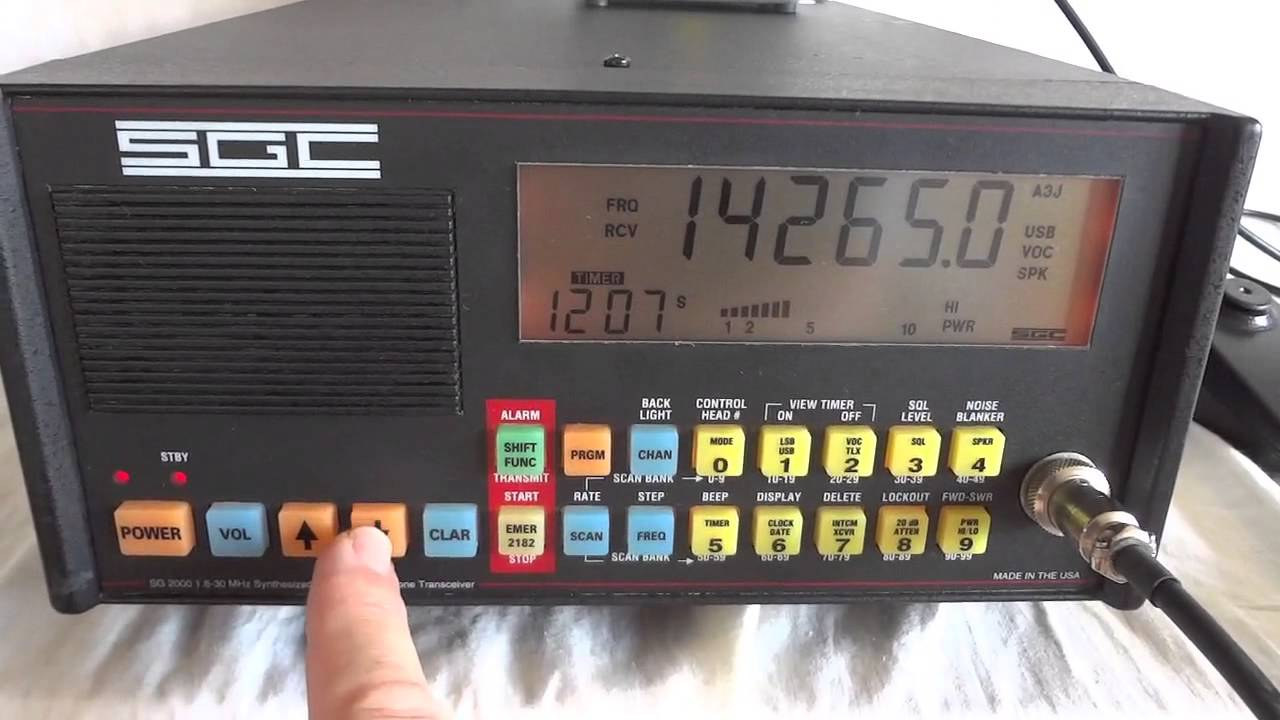 how to add frequires to the codan 8525