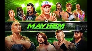 WWE MAYHEM   NUEVO JUEGO DE MÓVIL!