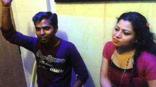 Funny Bhojpuri Video/Malham Laga di Raaja ji.Recording Rushes of Ranjeet Rangdaar.