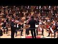 Capture de la vidéo Violinist Ning Feng | Zhao Jiping Violin Concerto No. 1 | 2017 Us Premiere