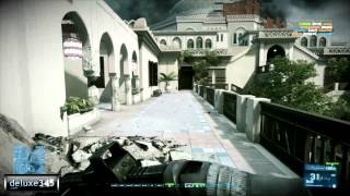 Battlefield 3 Multiplayer Gun Master Gameplay (PC HD)