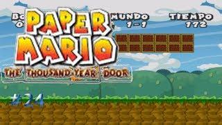 Super Bowser ¿WTF?/Paper Mario: La Puerta Milenaria #24