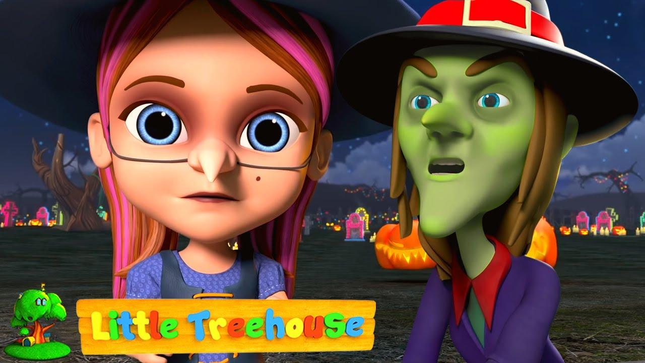 Download Ha Ha Đó là Halloween | Ca nhạc thiếu nhi | Vần điệu trẻ | Little Treehouse Vietnam | Hoạt Hình