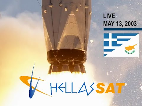 HELLAS SAT Launch (May 2003)