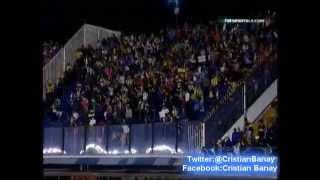 Boca 0 Deportivo  Capiata 1 (Boca de Seleccion) Copa Sudamericana 2014 (15/10/2014)