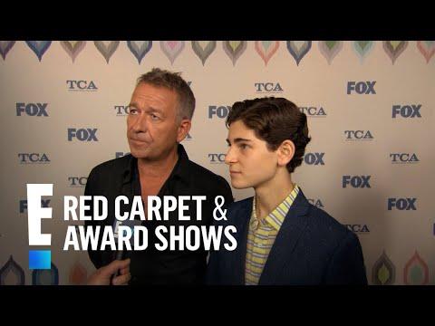 "Sean Pertwee & David Mazouz Tease New ""Gotham"" Season | E! Live from the Red Carpet"