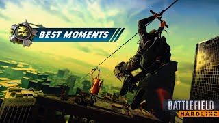 battlefield hardline best moments bfh top kills