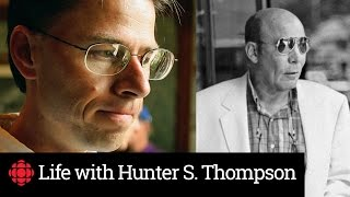 Hunter S. Thompson's son on his fathers last days - The Current