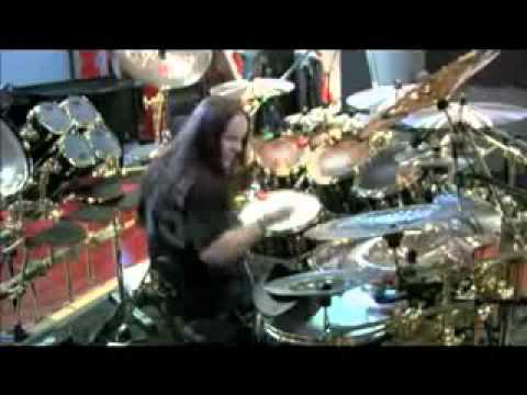 Joey Jordison - Metallica Solo Drum Practice - muslimONE.com