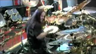 Joey Jordison - Metallica Solo Drum Practice