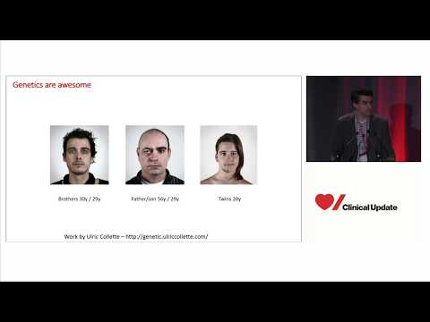 Genetics of Stroke: Getting Up Close & Personal (Dr. Guillaume Paré) Heart & Stroke Clinical Update