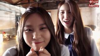 Video [INDO SUB] GFRIEND - Summer Rain MV Behind download MP3, 3GP, MP4, WEBM, AVI, FLV Juli 2018