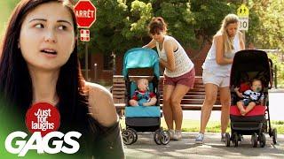 Terrible Moms Trade Babies!