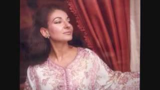 Maria Callas. Porgi, amor. Le Nozze di Figaro. W. A. Mozart.