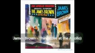 James Brown - Think (Live @ The Apollo 62