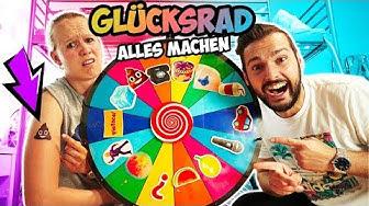 Glucksrad Online Spielen