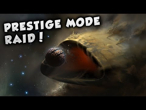 🔴 DESTINY 2 WORLD'S FIRST PRESTIGE MODE LEVIATHAN RAID RACE LIVE !sponsor