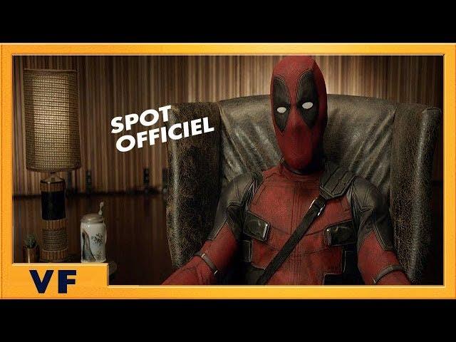 DEADPOOL 2 | Spot [Officiel] Reload VF HD | 2018