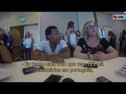 Ator de Todo Mundo Odeia o Chris diz que tem medo de brasileiros