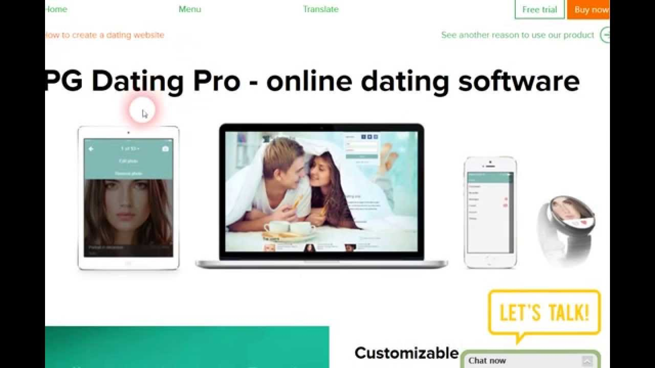 dating hosting