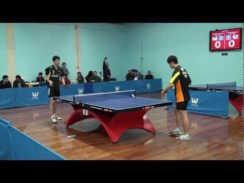 Westchester Table Tennis Center - March Open Singles Final (2013)