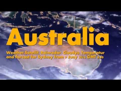 Weather Australia Forecast Sydney Rainradar Today 1