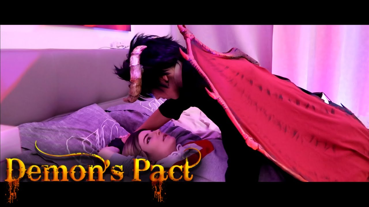 Demon's Pact part 6 - KuroKen Psycho Trailer!